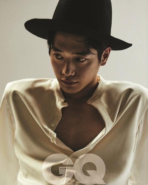 Seo Kang Jun is sexy in 'GQ' magazine | allkpop.com