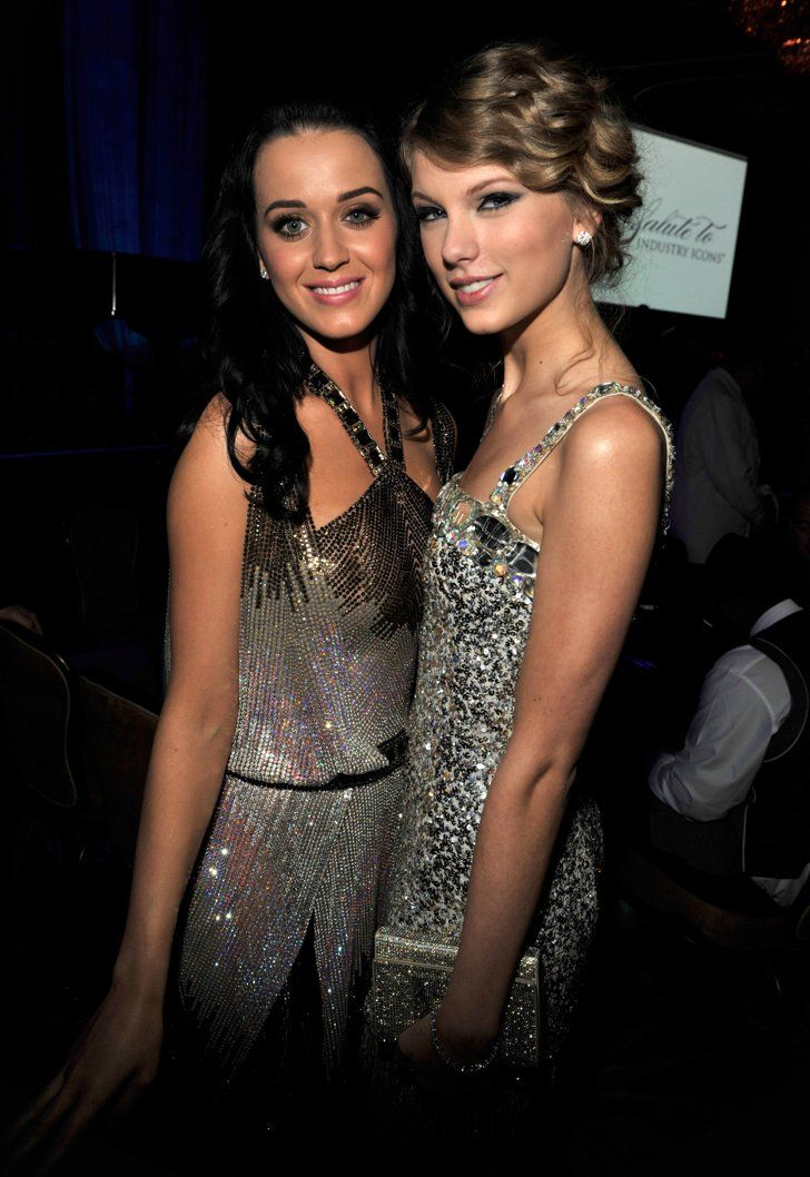 Pin for Later: What the Hell? Taylor Swift and Her Friends Have Dated Most of the Same Guys Katy Perry