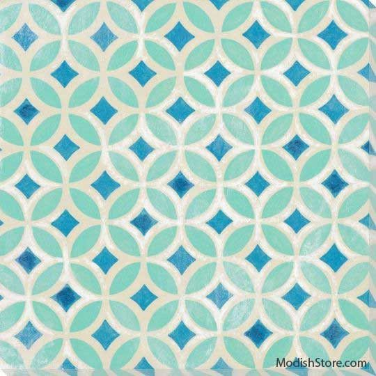 Vibrant Tiles IV - Art Classics, Ltd. – Modish Store