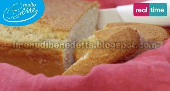 Pane al Cocco di Benedetta Parodi