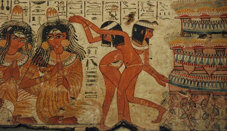 Αρχαία Αίγυπτος………..άγνωστες πτυχές.