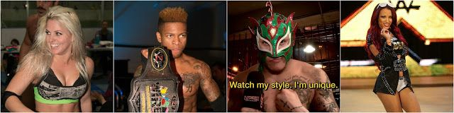 There is a Revolution in Wrestling and I love It  Over the last 3 years there has been a clear difference in Wrestling. There has been an amazing surge in talent. I'm talking new forms of talents like Willie Mack Brian Cage Uhaa Nation/Apollo Crews Lio Rush Prince Puma/Ricochet and more to name. You have these wrestlers who have perfected their style to a certain degree that they never miss a beat. If you've been following The Young Bucks since they were Generation Me until now you know…