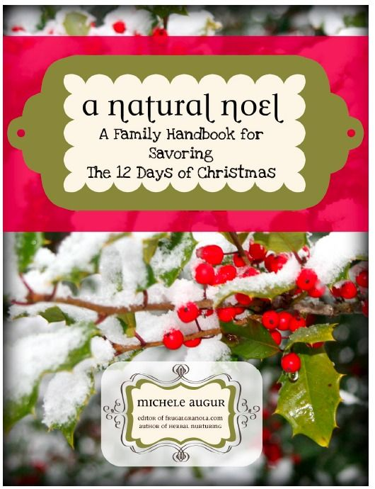 12 days of Christmas activities :-)Christmas Crafts, Families Handbook, Covers Screenshot, Advent Christmas, Nature Noel, Plans Ahead, Christmas Activities, Noel Covers, Interesting Ideas