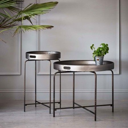 Industrial Tray Tables | Tables | Graham and Green