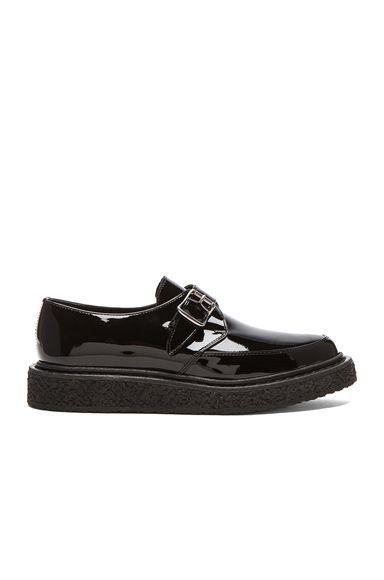 Patent Leather Creepers