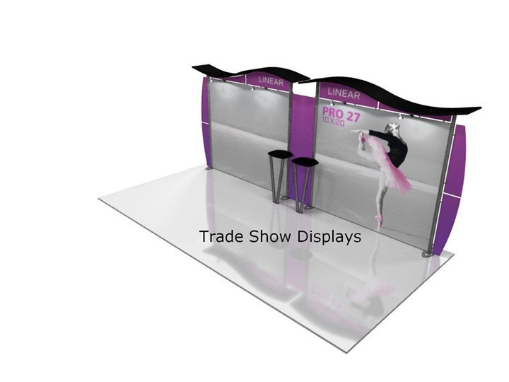 29 best trade show displays images on pinterest banner for Trade show poll booth