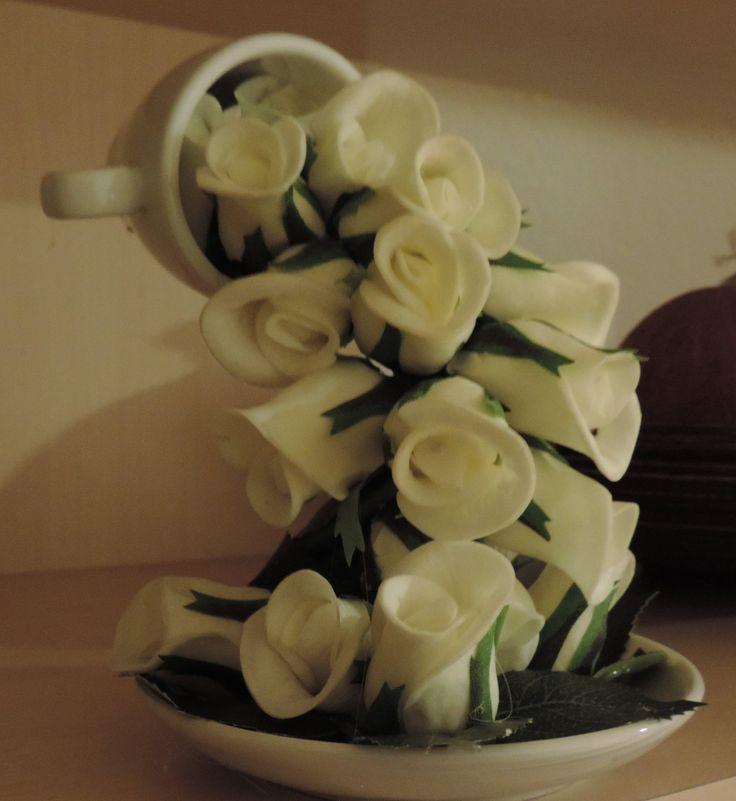 1. Cascata de flores