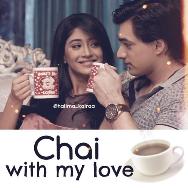 Chai with my love❤