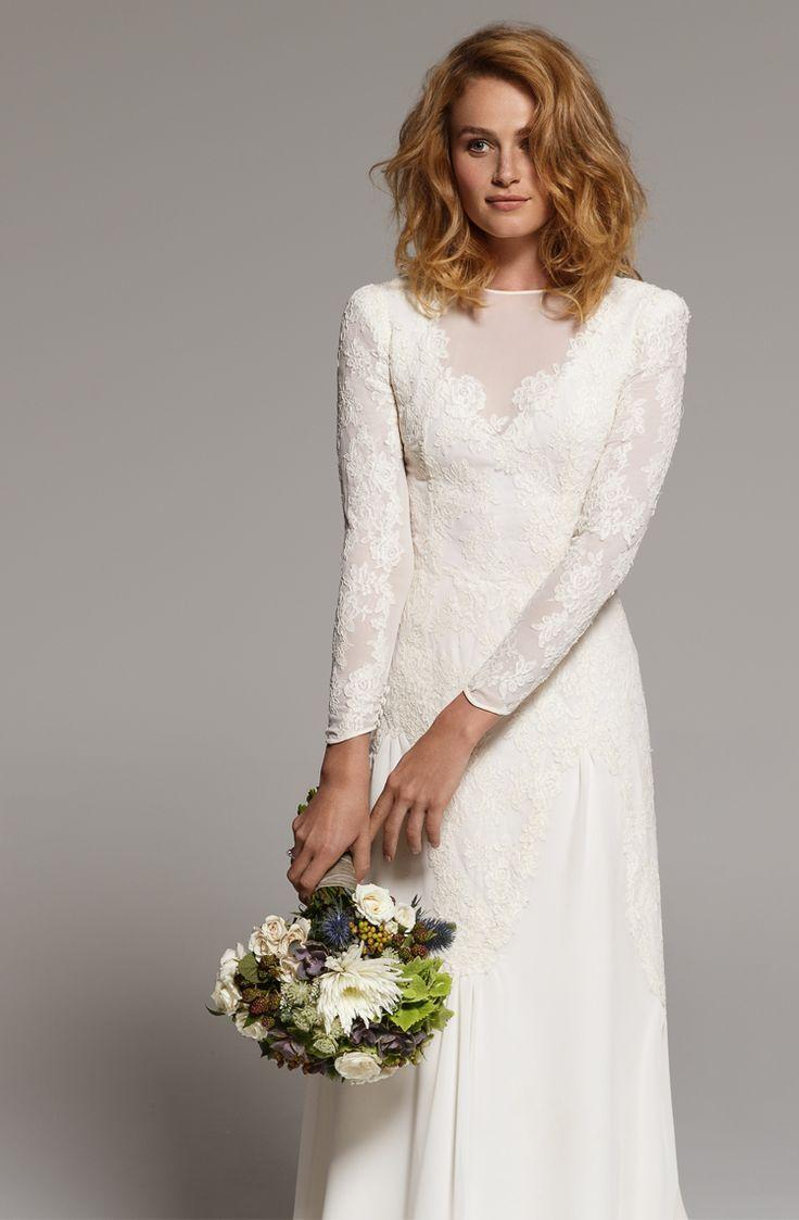 74 best Vestidos de Novia images on Pinterest | Wedding dressses ...