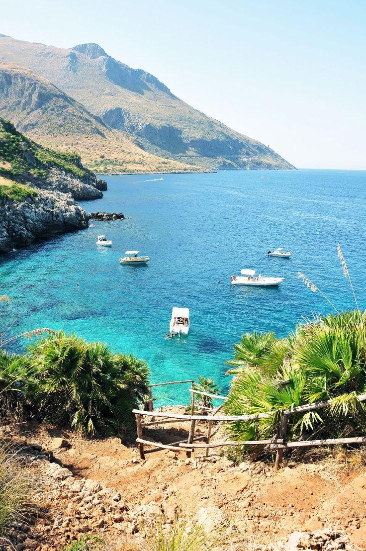 Road-trip en Sicile: la Riserva dello Zingaro