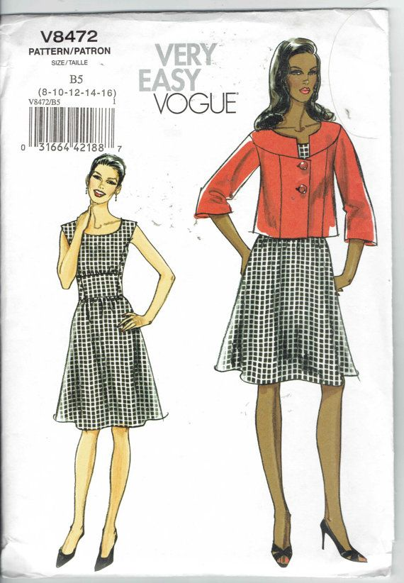 89 besten Contemporary Vogue Patterns Bilder auf Pinterest ...