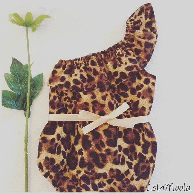 More leopard lovliness! Available soon for Summer ! #giftideas #babycouture #leopardprint #animalprint #sunsuit #romper #baby #girlswear #madeinaustralia #handmadewithlove #kitty #