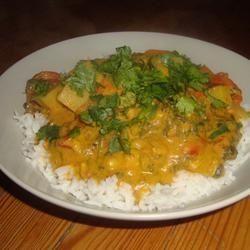 Crock Pot Vegetable Korma Recipe by ANJABELLE1