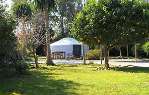 Glamping Spain - Luxury Camping - Yurt Holidays -Mongolian Yurt & Wooden Chalet!