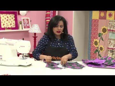 Maria Adna – Bolsa Maria Flor – Ateliê na TV