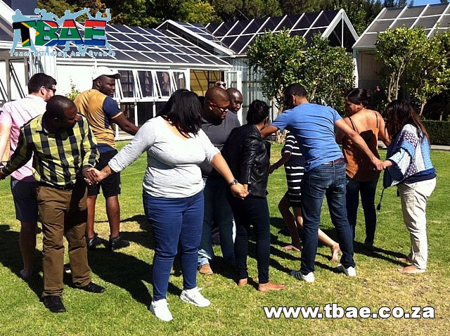 Scatec Solar Creative Thinking and Time Management team building Cape Town