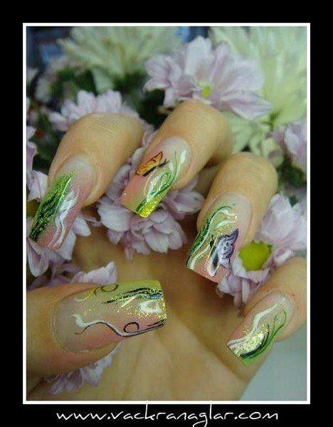 Krita - Vackra naglar för dig