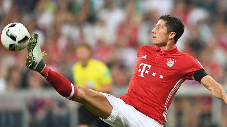 Robert Lewandowski traf dreifach gegen Bremen - und ist im Kader der Bayern ohne echte Konkurrenz