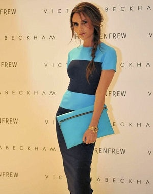 victoria beckham, simple yet elegant https://facebook.com/fashionforward22