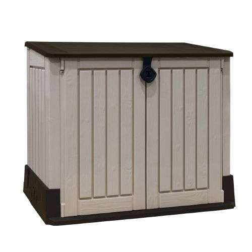 #Keter plastic shed midi store it out #storage #garden lockable fast free deliver,  View more on the LINK: http://www.zeppy.io/product/gb/2/112233804219/