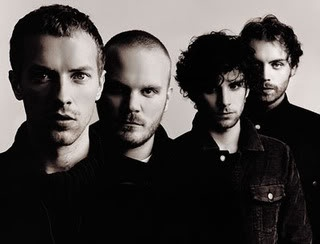 Coldplay. My current favorite Rock Band.There is not one album that I don't own or love. I love Chris Martin more than Gwyneth Paltrow. Oh, yes I do.