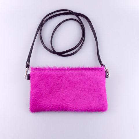 Gadabout Mini - Pink Ponyhair - Tom Gunn