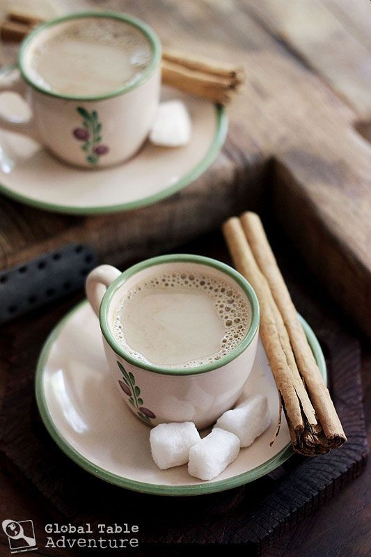 AxFixes: Pakistani Coffee with Cinnamon & Cardamom