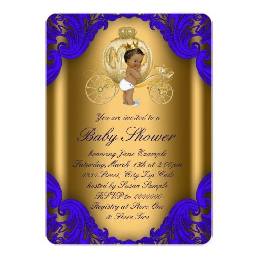 25+ best ideas about prince baby showers on pinterest | baby, Baby shower invitations