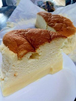 「魔法のケーキ 焼くだけ3層! ガトーマジック」フランスで話題の魔法のケーキ焼くだけなのにスポンジ、カスタードクリーム、フランの3層になりますシンプルな味なので好みでソースなどかけると美味しさアップ!【楽天レシピ】