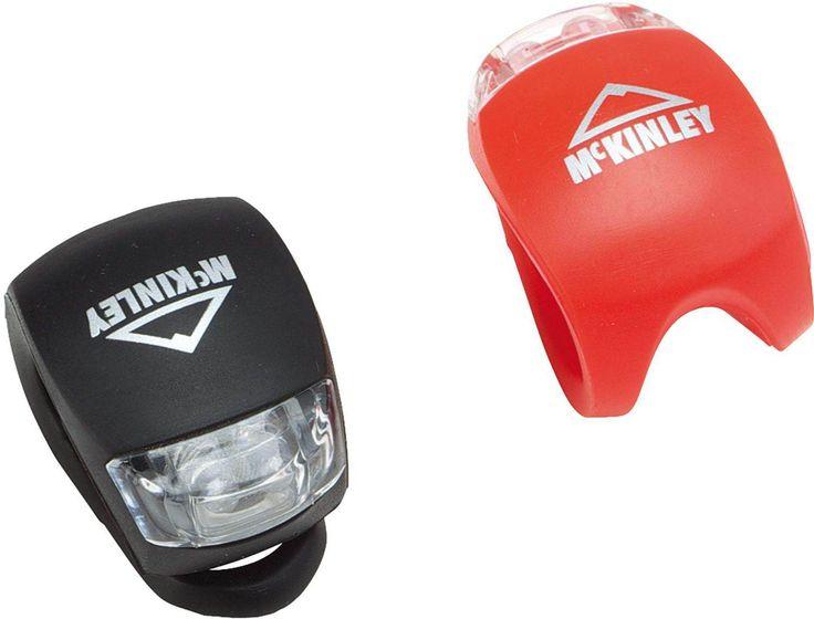 Sportolino Angebote McKinley Safety Lampe Doppelpack (Farbe: 900 schwarz/rot): Category: Fahrrad>Zubehör Fahrrad Item…%#Quickberater%