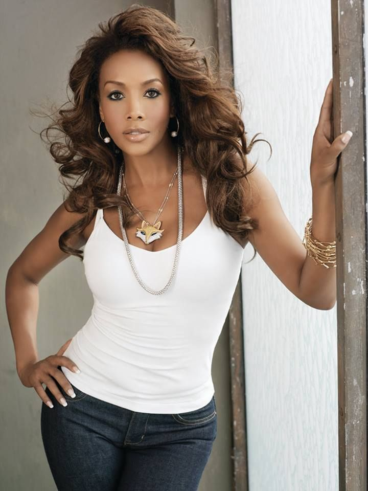 Vivica A. Fox - acclaimed actress
