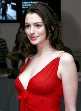 hathaway single girls See anne hathaway's red hair makeover here  of dating watch mac miller  we have eight women in this movie and need to have as many body types as we can .
