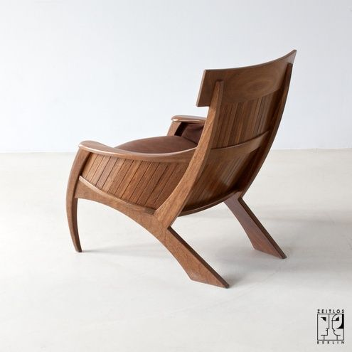 Carlos Motta chair