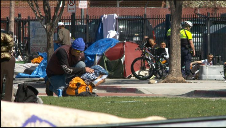 """SALT LAKE CITY -- A proposal to create an """"urban camp"""" where homeless people can set up tents and camp in the troubled Rio Grande neighborhood is drawing praise and scorn.  The idea is one of many being proposed by Salt Lake County Sheriff Jim Winder and circulated among members of the Pioneer Park Coalition, a group of businesses in the area. A copy was provided to FOX 13 late Tuesday."""