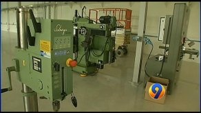 A special program at Central Piedmont Community College will attract more overseas companies to Charlotte.