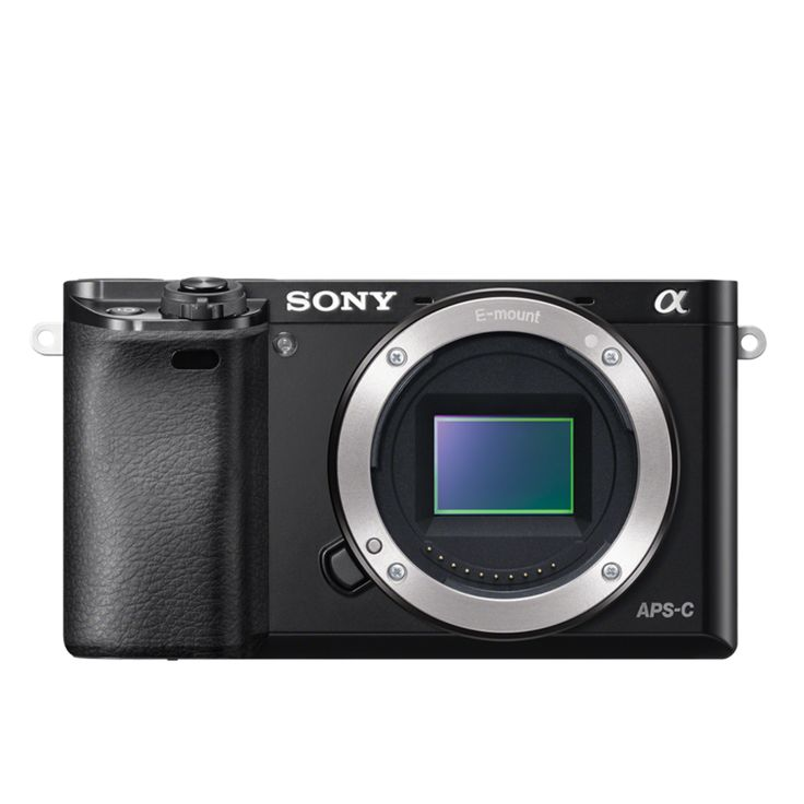 sony alpha a6000 - for quick and light travel