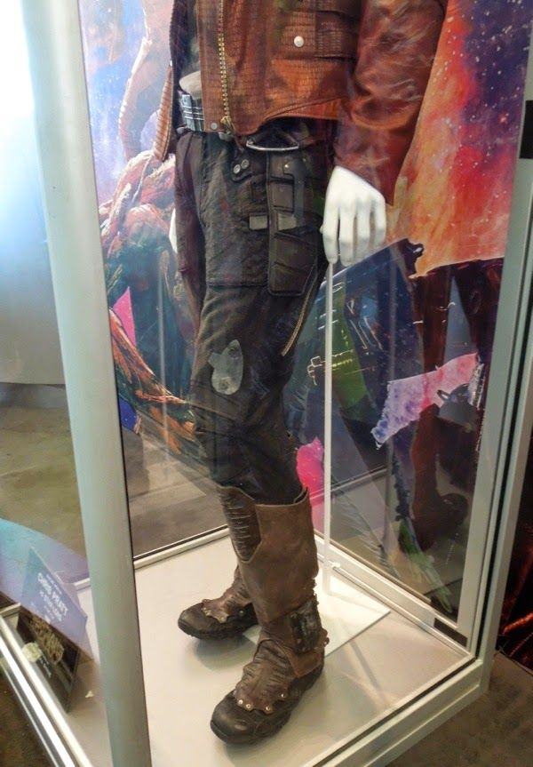 Guardians Of The Galaxy Star Lord Costume Trousers Gotg