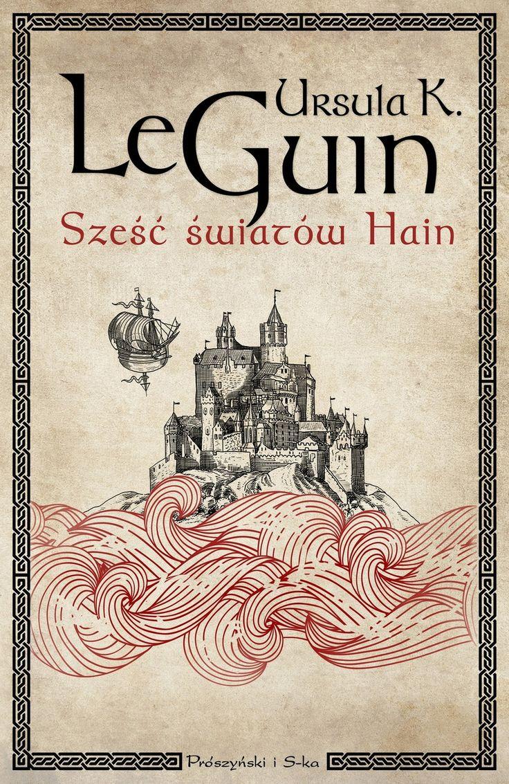 Sześć światów Hain - Ursula K. Le Guin - swiatksiazki.pl