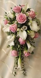 Shower Bouquets - Wedding Flowers by Laura