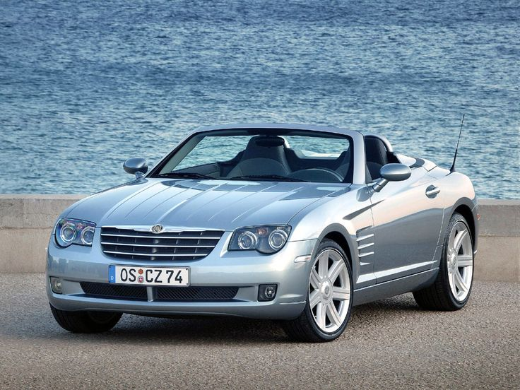Chrysler Crossfire Convertible   Google Search