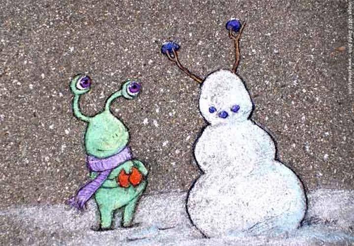 Fait d'hiver : les martiens débarquent ! Merci à : http://mnpx.fr/1zkgeDf