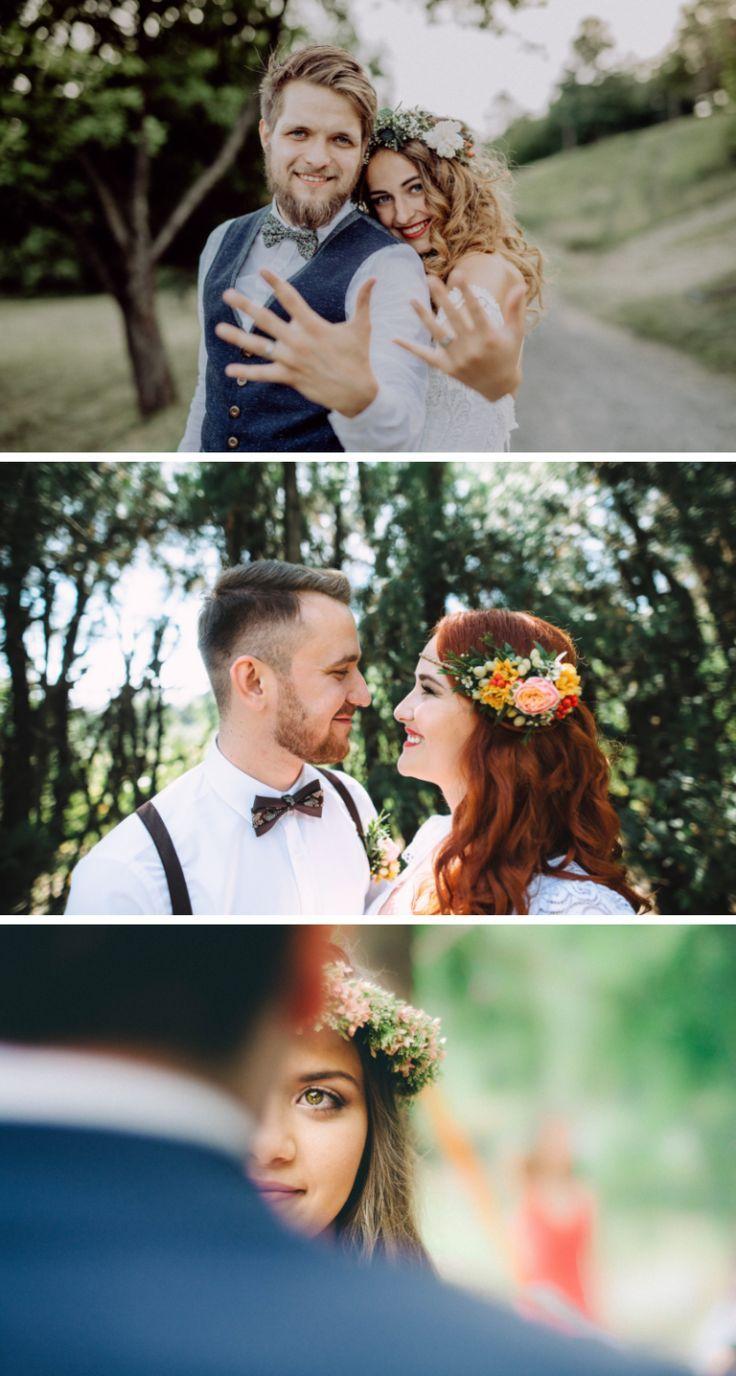 70 idées pour de superbes photos de mariage