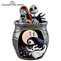 121202001 - The Nightmare Before Christmas Cookie Jar With Ja…