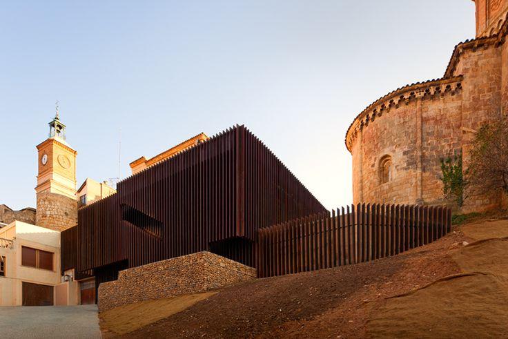 Plaza Mayor de Almazan. Churtichaga + Quadra - Salcedo Arquitectos