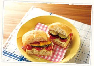フォカッチャとチャバッタを使ったレシピ|パン食系女子のレシピ|日清製粉グループ