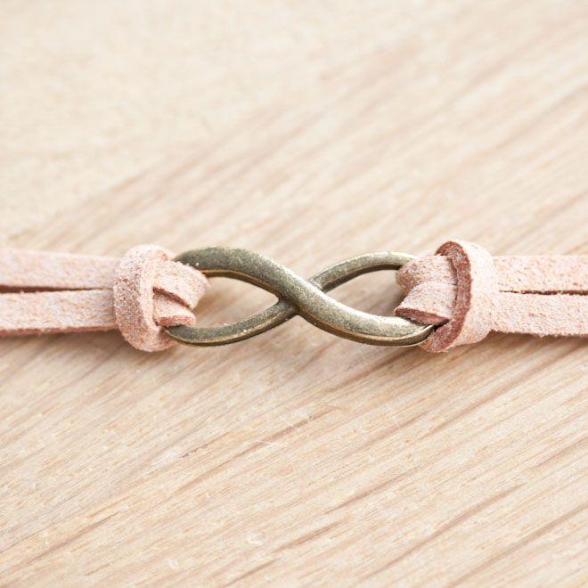 DIY Tutoriel Bracelet Infinite