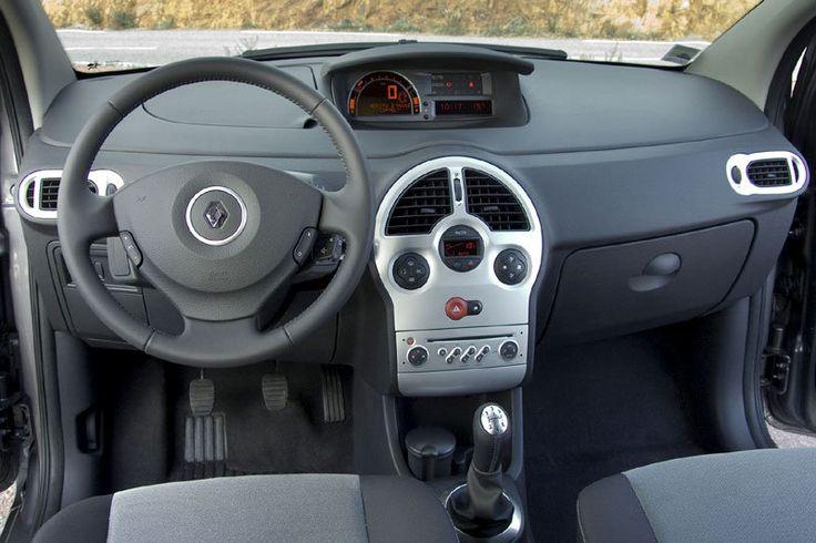 Renault Modus interior