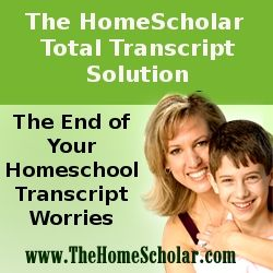 A to Z Home's Cool Homeschooling, Homeschool Transcripts, Help interpreting your homeschool high school-level work to make into transcripts for college applications. Diploma, report card and certificate templates, too. Help and advice links from your homeschool guide.