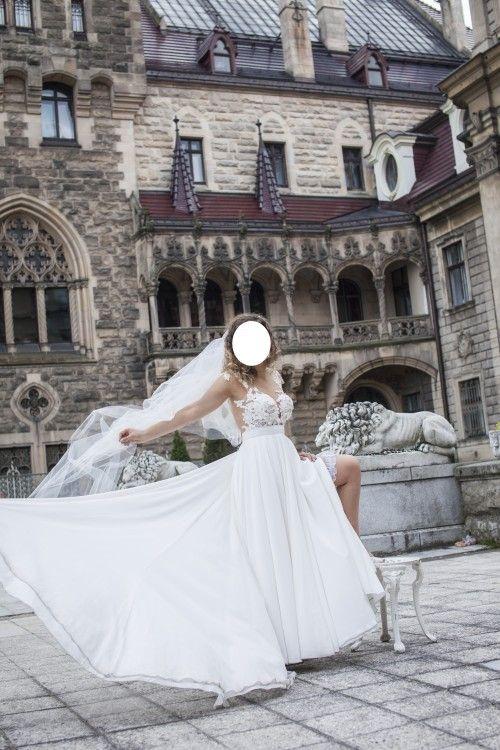Suknie Suknia ślubna Millanova Selena 1 80000zł Slub Na