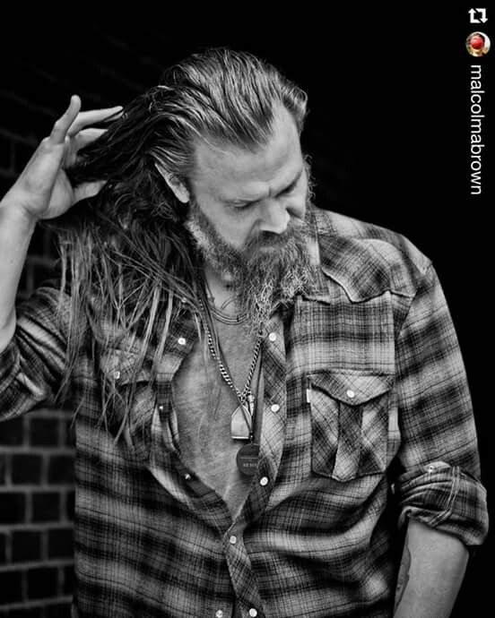 Opie, Ryan Hurst. Can be mentioned in my Charlie Hunnam pin.
